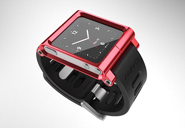 You Can Now Use Your iPod Nano As A Watch « eZeLiving