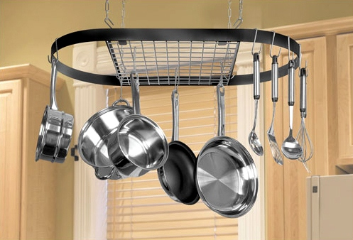 How To Store Your Pots & Pans In The Kitchen With IKEA ...