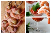garlic shrimp banner