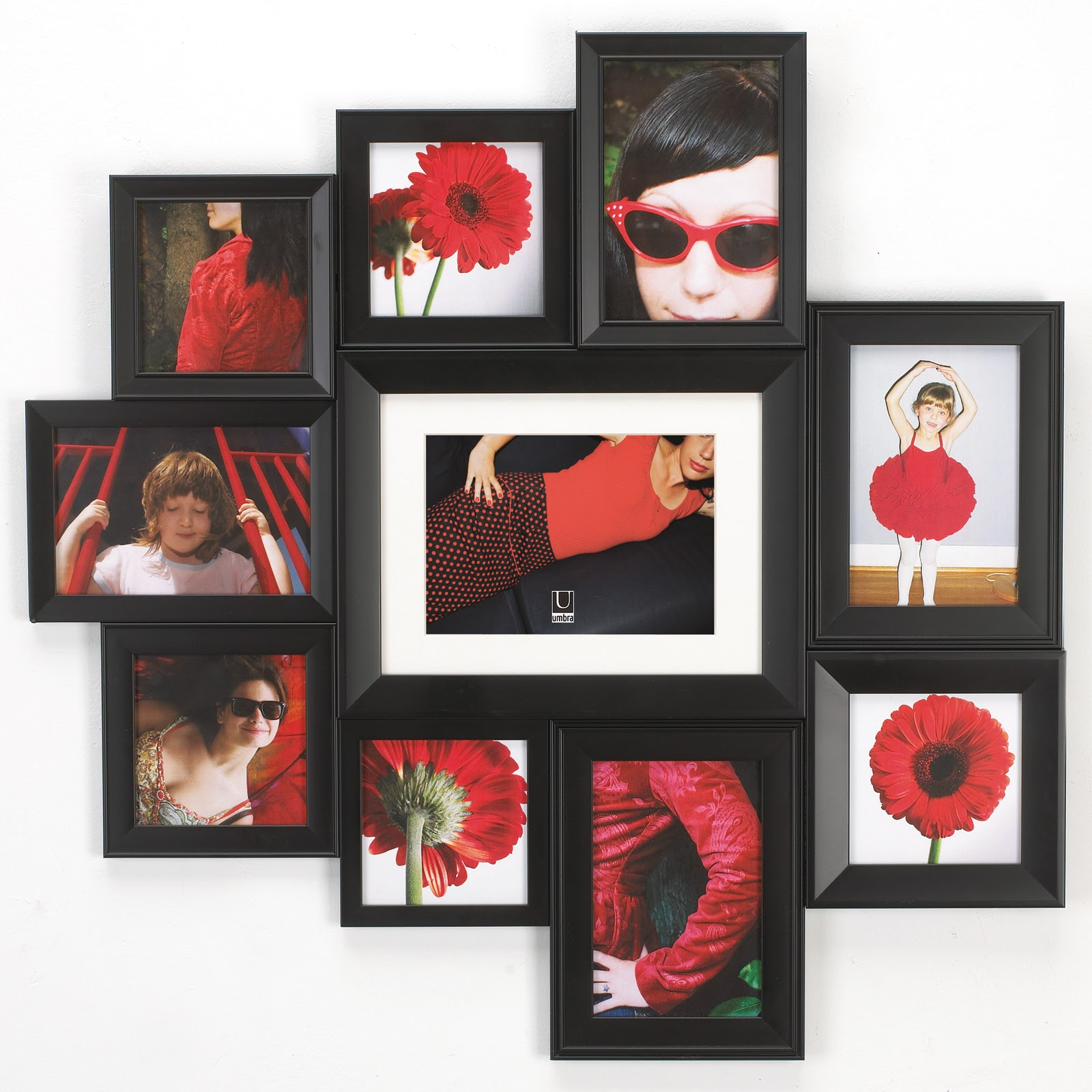 How To Make A Collage Picture Frame Video Ezeliving