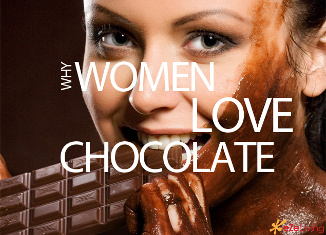 Image result for images of people who love chocolate