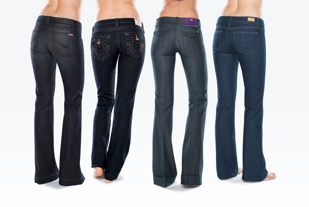 Choosing The Right Jeans For Your Body Type « eZeLiving
