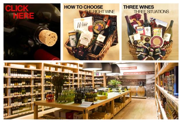 choosing gift wines