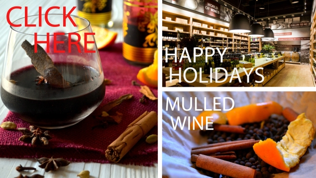 African+Eastern Mulled Wine