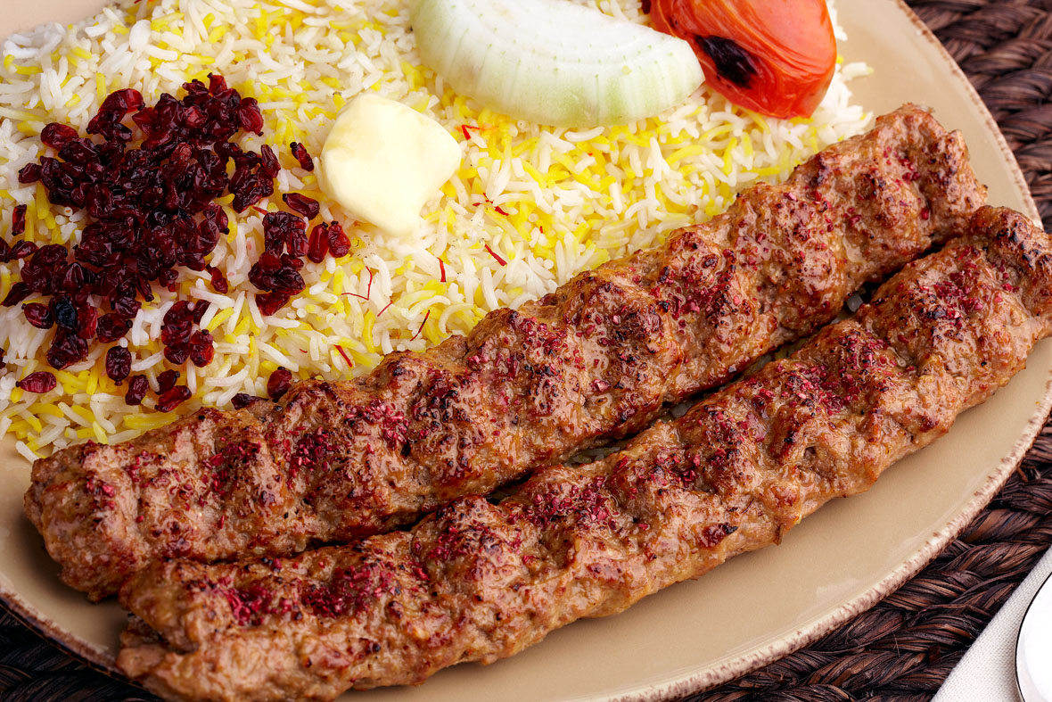 Persian delights chelo kababs ezeliving for Afghan kabob cuisine
