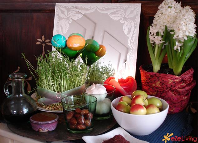 Norouz sweets