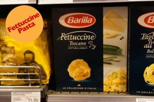 Fettuccine Pasta