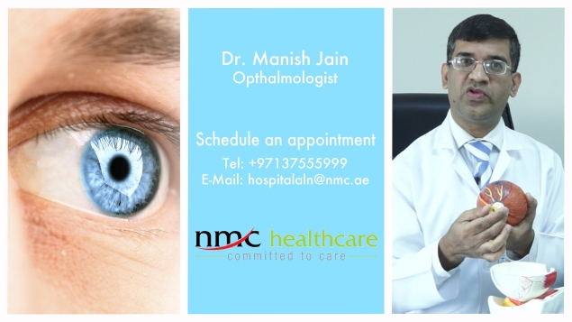 nmc template opthalmologist