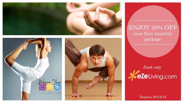 the good doctor - bikram yoga middle east