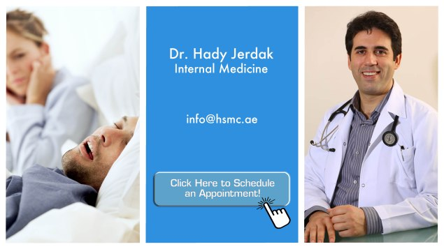 the good doctor - dr hady jerdak