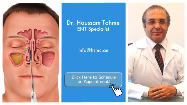 the good doctor - dr houssam tohme