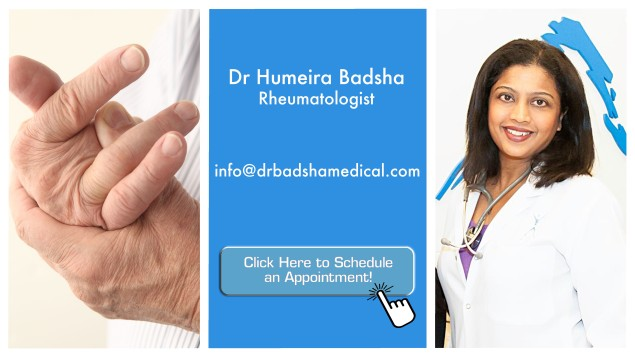 the good doctor - dr humeria badsha - arthritis