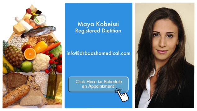 the good doctor - maya kobeissi - food alergies