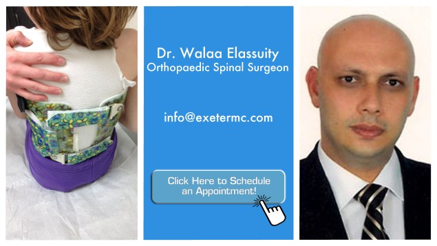 the good doctor - dr walaa elassuity - scoliosis detection
