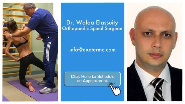 the good doctor - dr walaa elassuity - scoliosis treatment