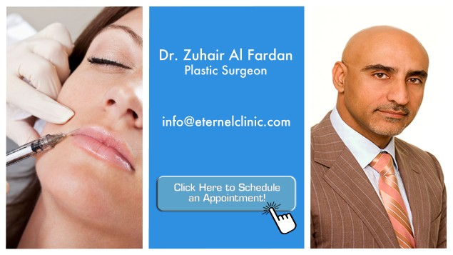 the good doctor - dr zuhair al fardan - botox and fillers