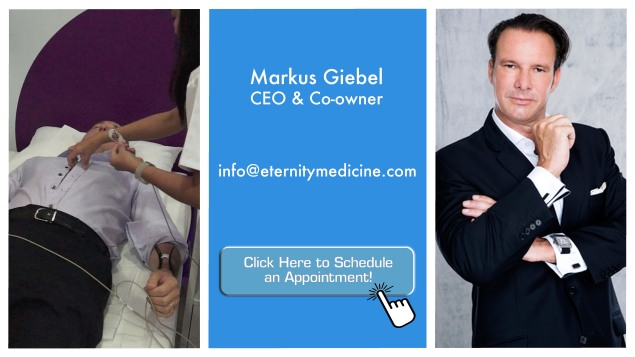 the good doctor - markus giebel - eternity medicine institute tour