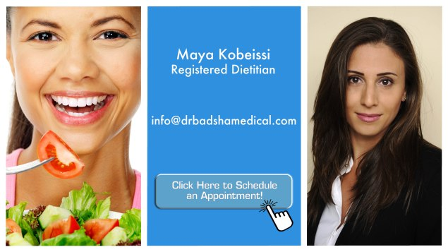 the good doctor - maya kobeissi - good nutrition