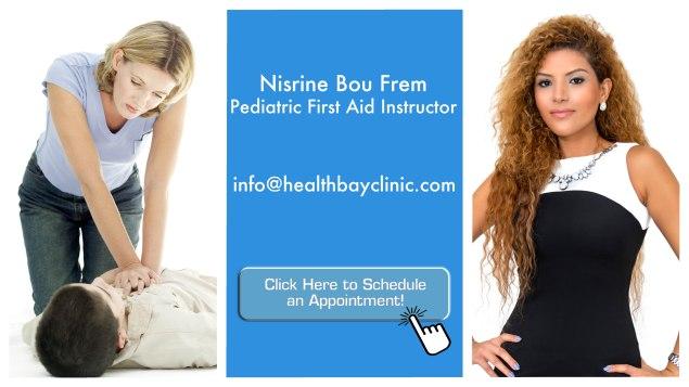 the good doctor - nisrine bou frem