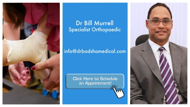 the good doctor - dr bill murrell - regenerative sports medicine