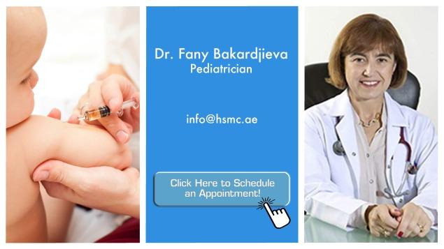 the good doctor - dr fany bakardjieva