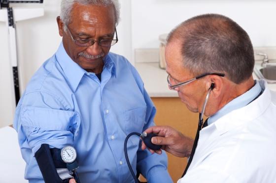 age blood pressure