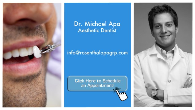 the good doctor - dr michael apa - aesthetic dentist
