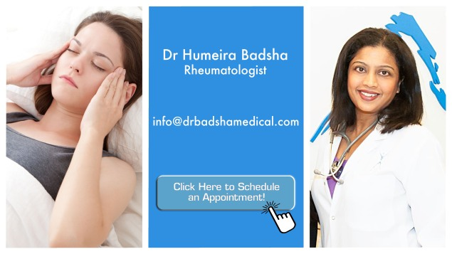 the good doctor - dr humeria badsha - fibromyalgia